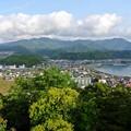 陸繋島(りくげいとう)