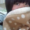 写真: 部屋寒いです