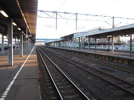 岩見沢駅6