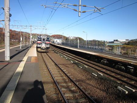 上野幌駅1