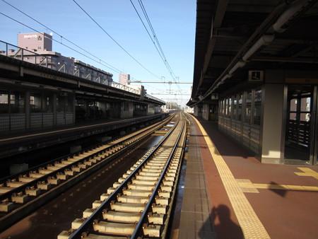 新琴似駅1