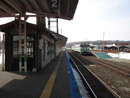 留辺蘂駅2