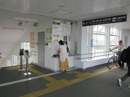 沼ノ端駅4