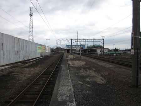奈井江駅2