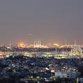 磯子区からの夜景