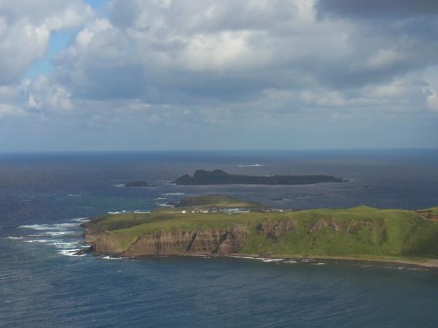 礼文島・スコトン岬とトド島