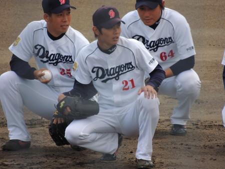 010 岡田#31と辻#35と小熊#64
