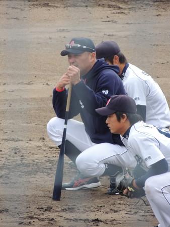 024 近藤コーチはこの若手に、どう課題を出すのでしょう