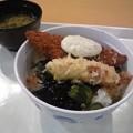 Photos: のり弁当ふう丼?