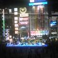 Photos: 新橋の鉄道イルミネーション...