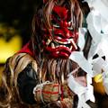 写真: 秋田・なまはげ1  (folklore demons of the Oga Peninsula.)