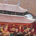 写真: タンロン水上人形劇場