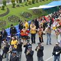 写真: カーニバルのパレード