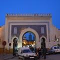 Photos: メディナの入口、ブー・ジュールド門。美しい