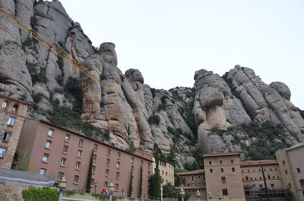 モンセラット、カタルーニャの聖地らしい