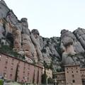 写真: モンセラット、カタルーニャの聖地らしい