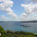 Photos: トプカプ宮殿からボスポラス海峡を望む
