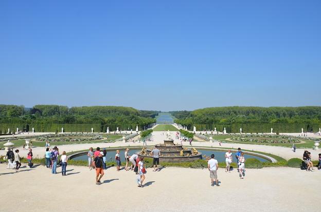 Photos: あまりにも広大なヴェルサイユ宮殿