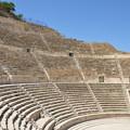 写真: ローマ劇場、ヨーロッパ/中東のあらゆる所にあります