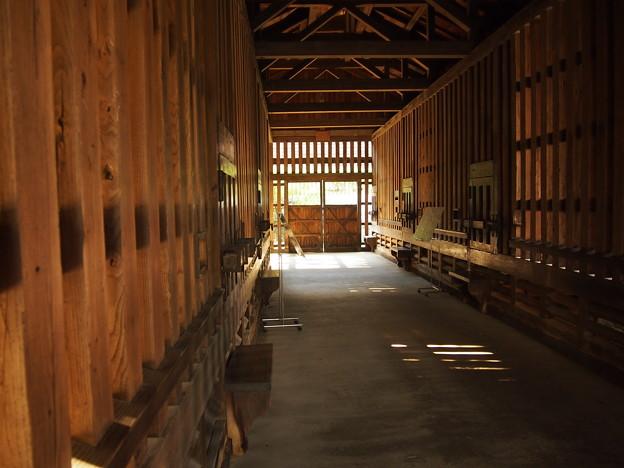 前橋監獄雑居房
