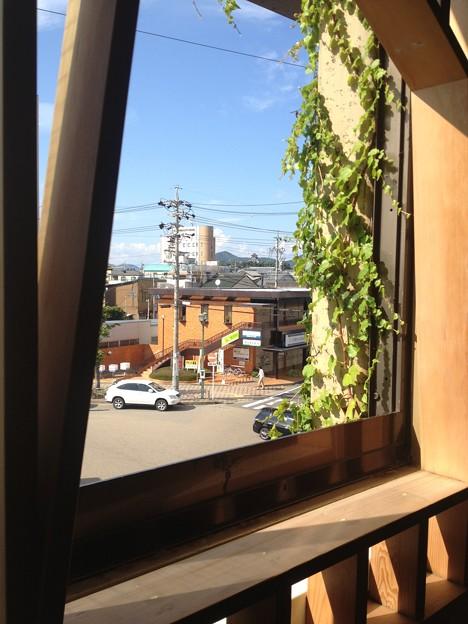 犬山駅から見た犬山城
