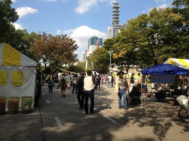 Photos: 名古屋まつり:ソーシャルタワーマーケット_18