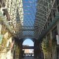 写真: 愛知大学 新名古屋キャンパス:校舎間にあるガラス屋根 - 12