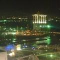 写真: 名古屋港シートレインランド:大観覧車から見た夜景 - 12