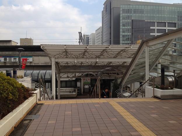 名鉄三河線 豊田市駅 - 2