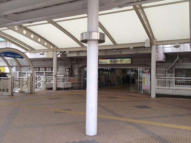 名鉄三河線 豊田市駅 - 3