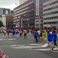 写真: 名古屋ウィメンズマラソン&シティマラソン:伏見通 - 11