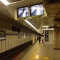 写真: 名古屋市営地下鉄:市役所駅の確認モニター - 1