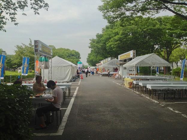 写真: 名古屋城まるはち博覧祭:東門会場 - 03