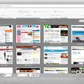 写真: Opera Next:Opera 12からブックマークをインポート - 5(インポートしたブックマーク)