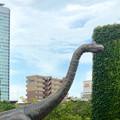 写真: ノリタケの森:巨大恐竜がやってきた! - 15