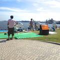 Photos: 名古屋みなと祭 2013:花火の場所取り - 5