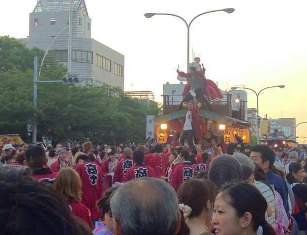 写真: 名古屋みなと祭 2013:山車行列 - 21