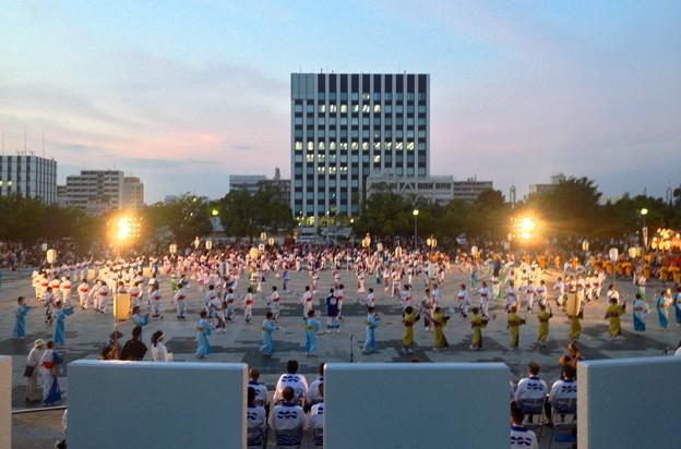 写真: 名古屋みなと祭 2013:総踊り - 10