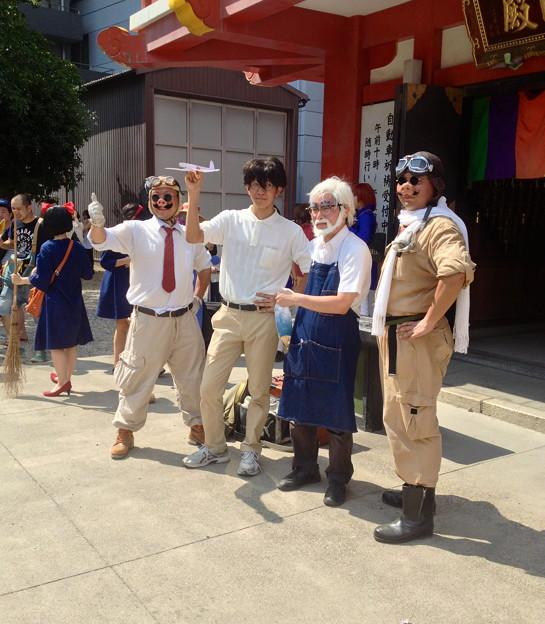 大須夏まつり 2013:大須観音にいた沢山のコスプレイヤー - 12