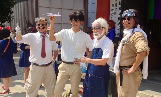 大須夏まつり 2013:大須観音にいた沢山のコスプレイヤー - 13