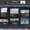 Photos: iPhoto:フルスクリーン失敗?デスクトップに… - 2