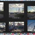 Photos: iPhoto:フルスクリーン失敗?デスクトップに…- 1