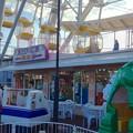 写真: 愛・地球博記念公園:大観覧車下にある遊戯施設 - 4