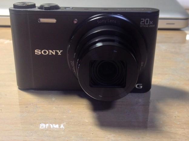 SONY DSC-WX300:本体 - 04