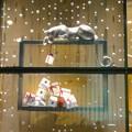 Photos: カルティエ名古屋ミッドランドスクエア店の可愛らしいクリスマス・ディスプレイ - 3
