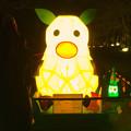 写真: 東山植物園 紅葉ライトアップ 2013 No - 116:「ズーボ」のイルミネーション