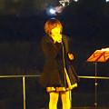 写真: 東山植物園 紅葉ライトアップ 2013:フラワーステージ前での野外コンサート No - 5