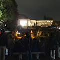写真: 東山植物園 紅葉ライトアップ 2013:フラワーステージ前での野外コンサート No - 7