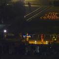 写真: スカイビュートレイン「植物園駅」から見たコンサート - 1