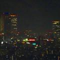 写真: 東山スカイタワーから見た夜景 No - 18:名駅ビル群